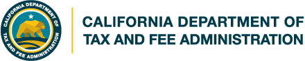 California Department of Tax and Fee Administration logo