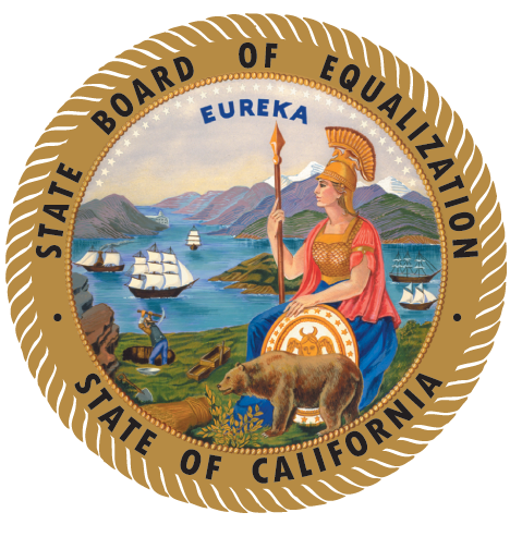 Board of Equalization seal